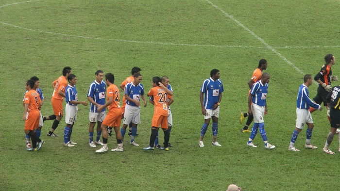 Persib Vs Persija 2007 Bandungfootball Com